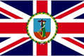 Montserrat Royal and Vice Regal Flags