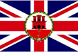 Gibraltar Royal and vice-regal Flags
