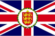 Guernsey Royal and vice-regal Flag