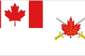 Canadian Army Flags