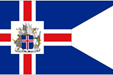 Iceland Presidential Flags