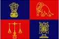 India Presidential Flags