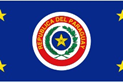 Paraguay Presidential Flags