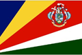 Seychelles Presidential flags