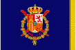 Spain Royal and vice-regal Flags