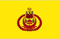 Brunei Royal and Vice regal Flags