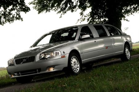 "Volvo S80 Limousine with holder for car flagpole ""Exclusive"""